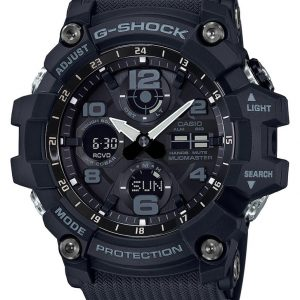 Casio G-Shock Master of G GWG-100-1A8ER Mudmaster horloge