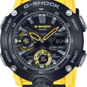 G-Shock Classic Style GA-2000-1A9ER Classic horloge