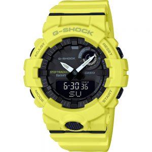 G-Shock Classic Style GBA-800-9AER G-Squad – Bluetooth horloge
