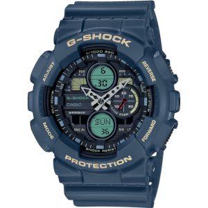 G-Shock Classic Style GA-140-2AER Ana-Digi horloge