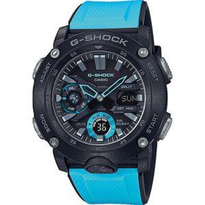G-Shock Classic Style GA-2000-1A2ER Classic horloge