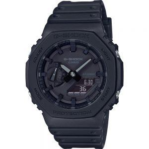 G-Shock Classic Style GA-2100-1A1ER Carbon Core horloge