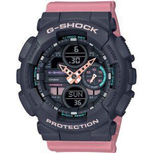 G-Shock Classic Style GMA-S140-4AER Jelly-G horloge