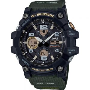 G-Shock Master of G GWG-100-1A3ER Mudmaster horloge
