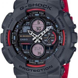 G-Shock Classic Style GA-140-4AER Ana-Digi horloge
