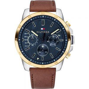 Tommy Hilfiger 1791561 Decker horloge
