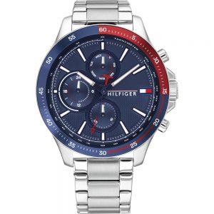 Tommy Hilfiger 1791718 Bank horloge