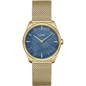 Cluse Feroce CW0101212007 Féroce x Iris Mittenaere horloge