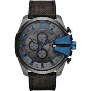 Diesel XL DZ4500 Mega Chief horloge
