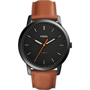 Fossil FS5305 The Minimalist 3H horloge