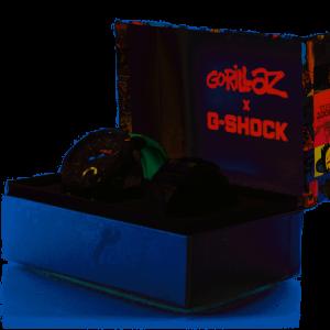 GORILLAZ X G-SHOCK GA-2000GZ-3AER