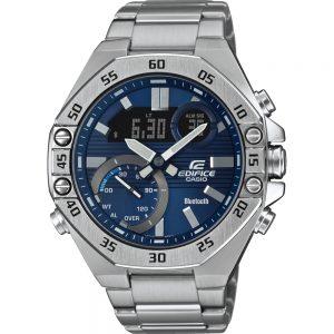 Casio Edifice Bluetooth ECB-10D-2AEF Premium horloge