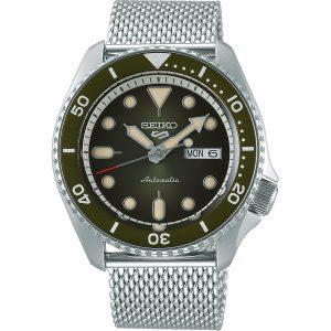 Seiko 5 SRPD75K1 Seiko 5 horloge