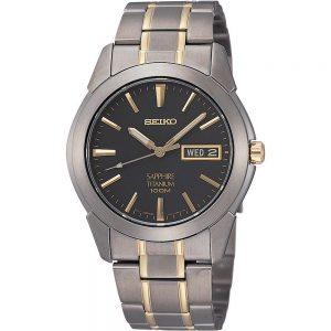 Seiko Quartz SGG735P1 horloge