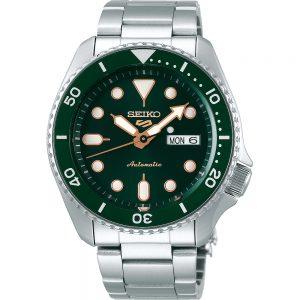 Seiko 5 SRPD63K1 Seiko 5 horloge