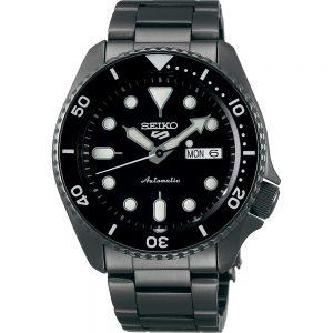 Seiko 5 SRPD65K1 Seiko 5 horloge