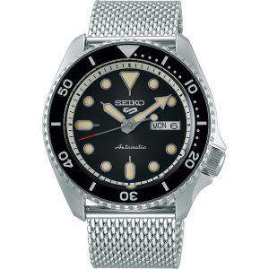 Seiko 5 SRPD73K1 Seiko 5 horloge
