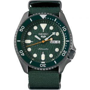 Seiko 5 SRPD77K1 Seiko 5 horloge