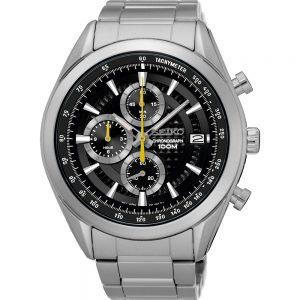 Seiko Quartz SSB175P1 Chrono horloge