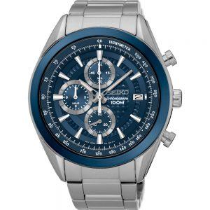 Seiko Quartz SSB177P1 Chrono horloge