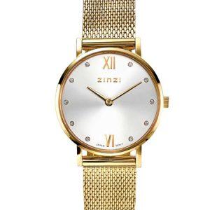 Zinzi Lady horloge ZIW633M Gold