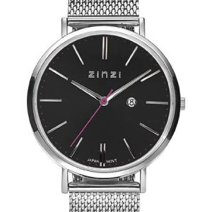 Zinzi horloge ZIW401M Retro Silver