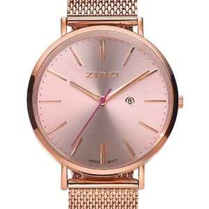 Zinzi horloge ZIW405M Retro Rose