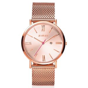 Zinzi horloge ZIW505M Roman Rose