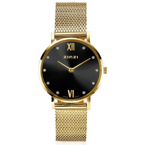 Zinzi Lady horloge ZIW643M Gold