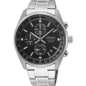 Seiko Quartz SSB379P1 horloge