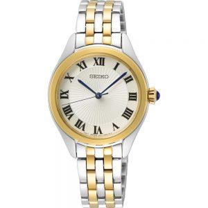 Seiko Quartz SUR330P1 horloge