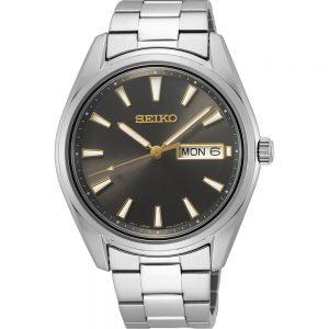 Seiko Quartz SUR343P1 horloge