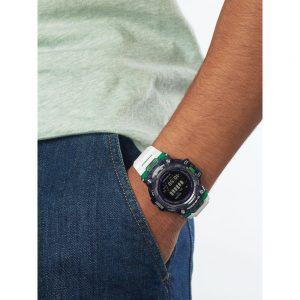 G-Shock G-Squad GBD-100SM-1A7ER G-Squad Bluetooth horloge