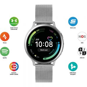 SAMSUNG ACTIVE 2 SMARTWATCH SA.R830SM 40MM