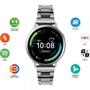 SAMSUNG ACTIVE 2 SMARTWATCH SA.R830SS 40MM