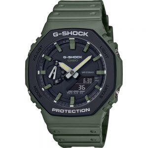 G-Shock Classic Style GA-2110SU-3AER Carbon Core – Classic horloge