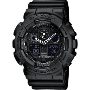 G-Shock Classic Style GA-100-1A1ER Ana-Digi horloge