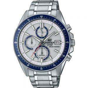 Casio Edifice EFS-S510D-7BVUEF Premium horloge Solar powered Alpha Tauri Colors chronograph with date