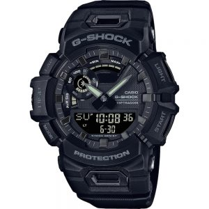 G-Shock G-Squad GBA-900-1AER G-Squad horloge Analoog-digitaal met Bluetooth