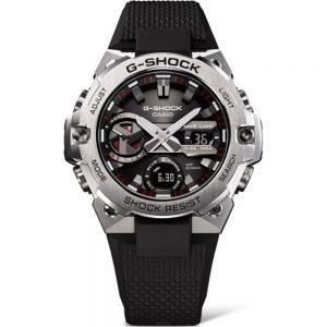G-Shock G-Steel GST-B400-1AER G-Steel horloge Roestvrijstaal herenhorloge met Bluetooth