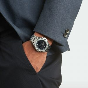 G-Shock G-Steel GST-B400D-1AER G-Steel horloge Roestvrijstaal herenhorloge met Bluetooth