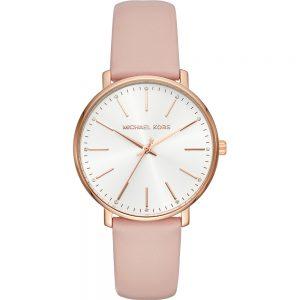 Michael Kors MK2741 Pyper horloge Roségoud-roze dameshorloge